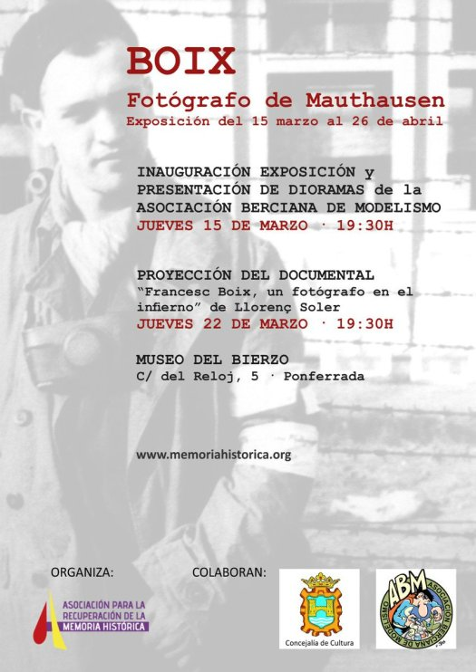 test Twitter Media - @asanchezca La exposición es itinerante y estará en Ponferrada hasta el día 6 de abril. https://t.co/kDr9XatsKp