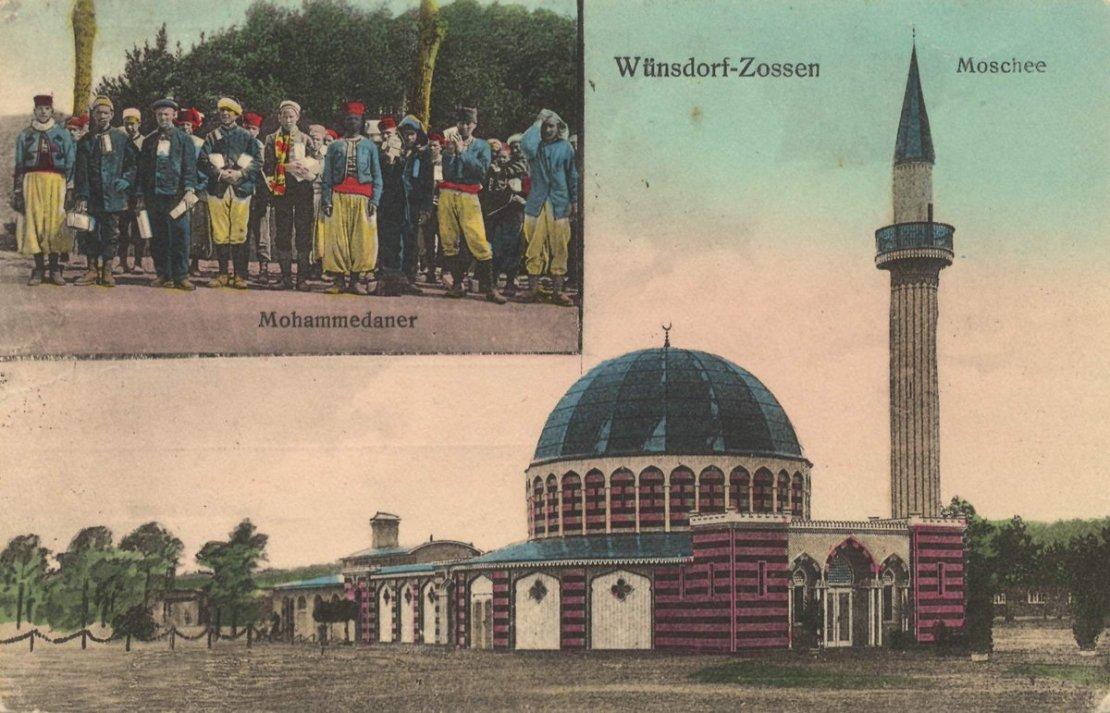 wünsdorf mosque ile ilgili görsel sonucu
