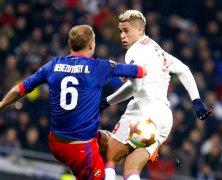 Video: Olympique Lyon vs CSKA Moskva