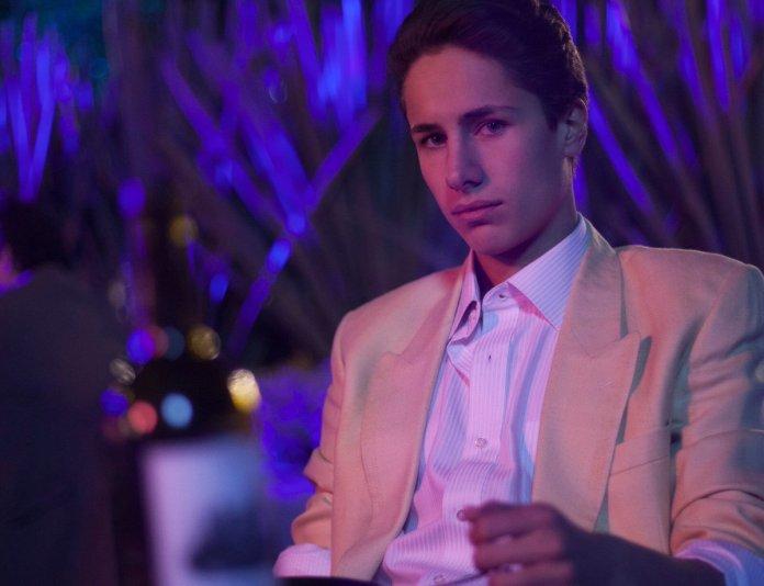 Juan Pa Zurita interpreta al hermano de Luis Miguel.
