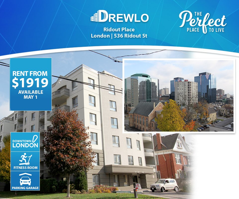 Two Bedroom Apartments London: 1 Bedroom Apartments London Ontario Downtown