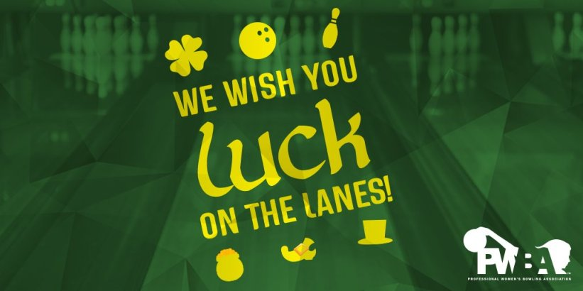 test Twitter Media - Happy St Patrick's Day from the PWBA!  ☘️🍀 https://t.co/P5dMu2CWLy
