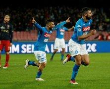 Video: Napoli vs Genoa