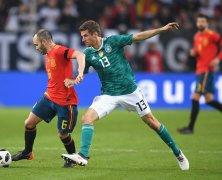 Video: Đức vs Tây Ban Nha
