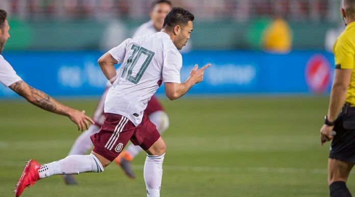 Goles México vs Islandia