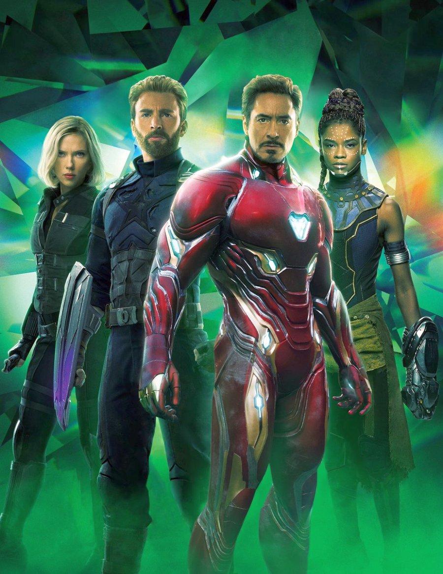 Avengers: Infinity War Covers