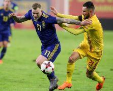 Video: Romania vs Thụy Điển