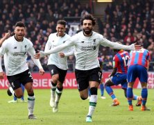 Video: Crystal Palace vs Liverpool