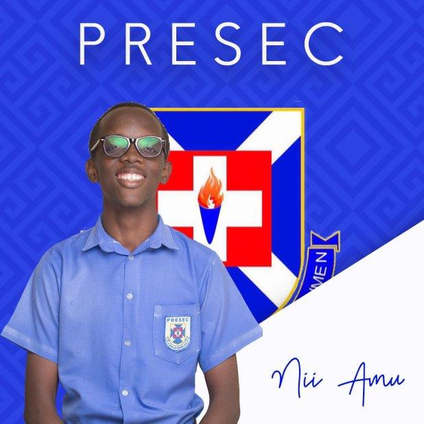 "NSMQ Ghana on Twitter: ""PRESBYTERIAN BOYS' SECONDARY SCHOOL. Nii Amu |  Selasie | Nathaniel #NSMQ2019 #NSMQ2019Final… """