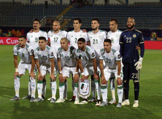 """الجزائر إلى نصف نهائي كان 2019.. بعد إقصاء """"كوت ديفوار"""" بركلات الترجيح 25"""
