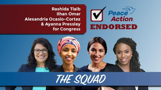 Image result for the squad congress