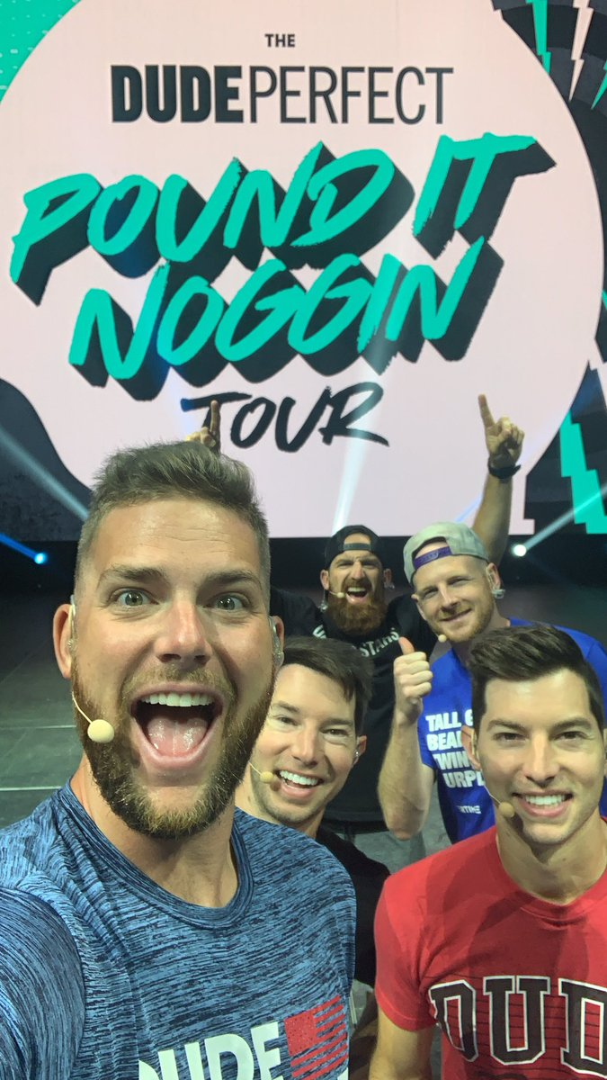 dude perfect on twitter