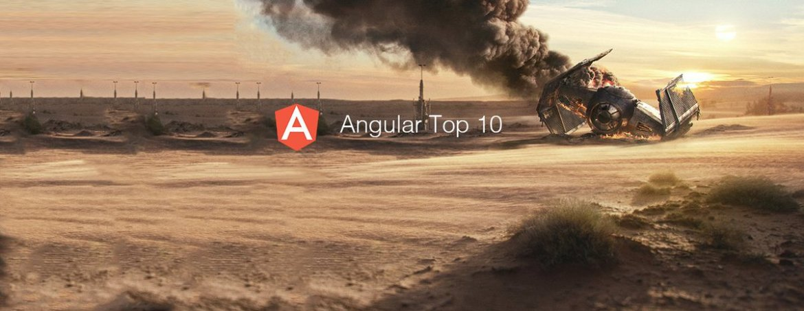 Angular Top 10 Articles for the Past Month (v.Apr 2018)    #AngularJS