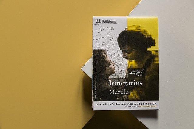Itinerarios Murillo y Sevilla 2018