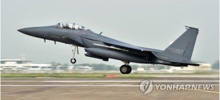 test ツイッターメディア - 【速報】韓国軍の「F-15K」戦闘機が墜落。操縦士の安否は不明。 https://t.co/DmSPOb2NRf https://t.co/LbQBi4dDR2
