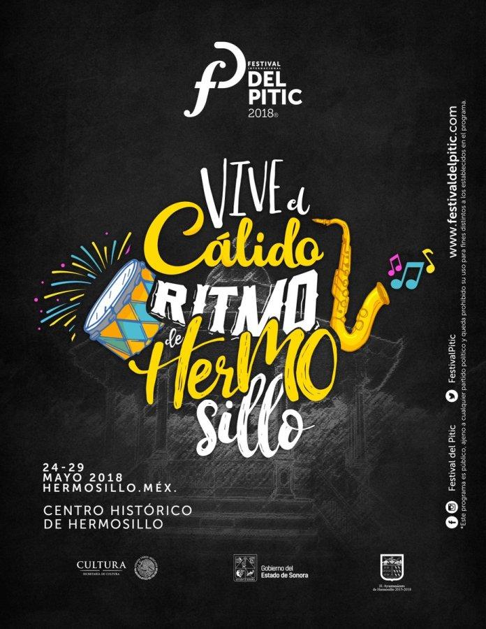 Imagen Festival Internacional del Pitic 2018