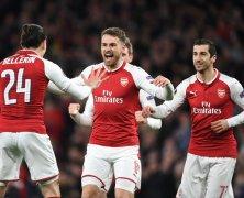 Video: Arsenal vs CSKA Moskva