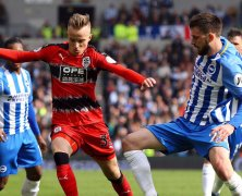 Video: Brighton & Hove Albion vs Huddersfield Town