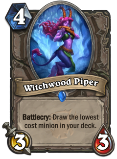 Witchwood Piper(仮称)