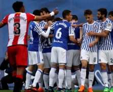 Video: Real Sociedad vs Girona