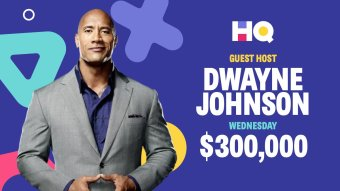 HQ Trivia Host: The Rock To Give Away Largest Prize Yet