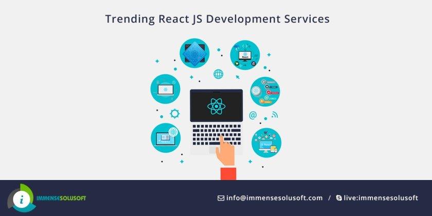 Trending React JS Development Services. #reactjs #React #reactjsdevelopment