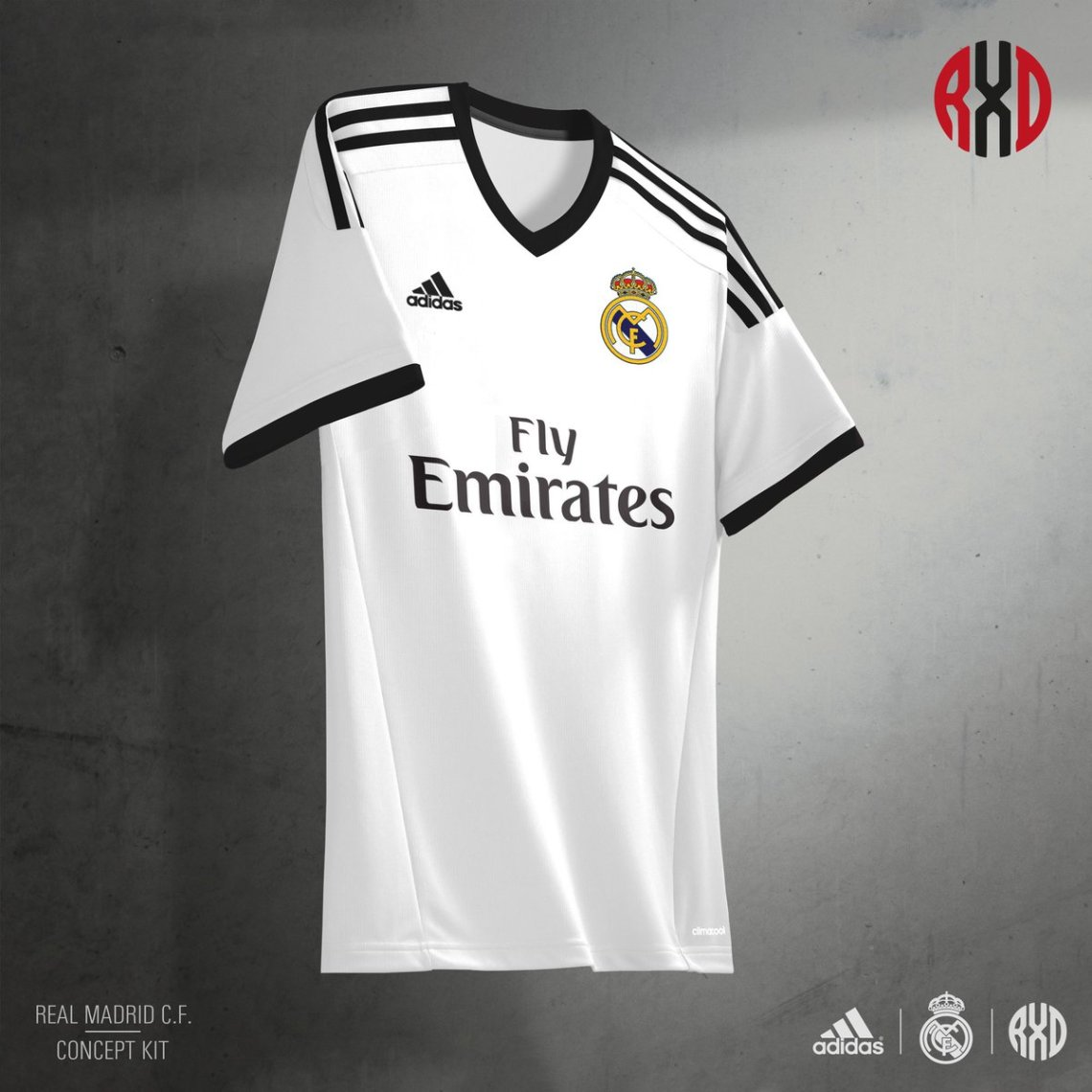 """Download RevXports® Design on Twitter: """"Real Madrid 18-19 