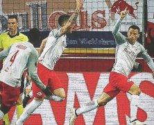 Video: Salzburg vs Lazio