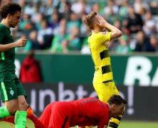 Video: Werder Bremen vs Borussia Dortmund