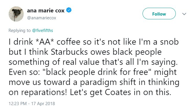 Image Result For Starbucks Coffee Reparations