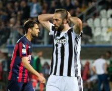 Video: Crotone vs Juventus