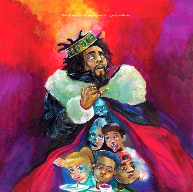 J. Cole – KOD Tracklist (Album Stream)