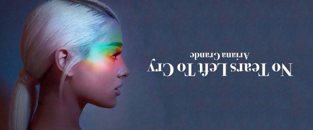 Ariana Grande No Tears Left To Cry