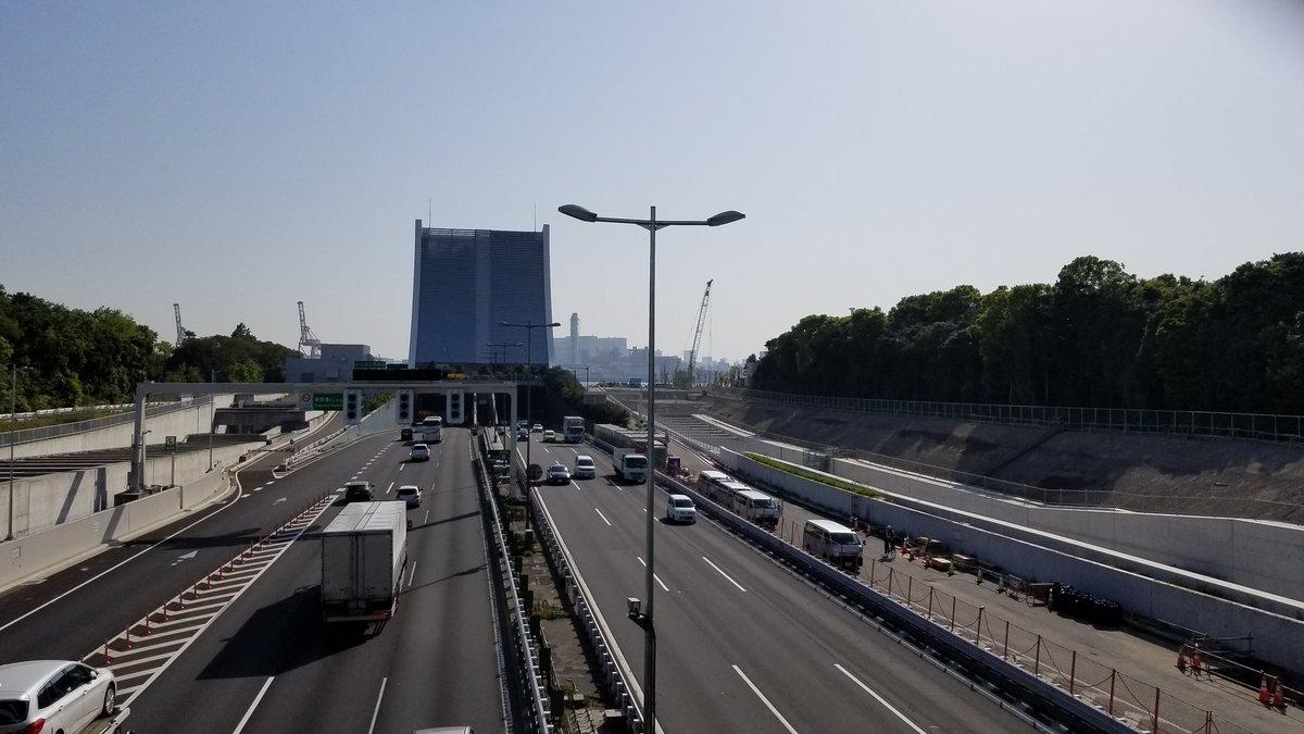 test ツイッターメディア - 東京港トンネル https://t.co/Z7cpY9YLA6