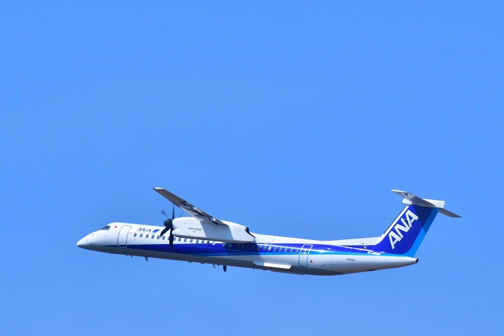 test ツイッターメディア - 秋田県立中央公園つつじ森展望台より  ここは初めて行きました。 #ANA #All_Nippon #全日本空輸 #ボンバルディア #秋田空港 #秋田 https://t.co/hgqq6mHOOK