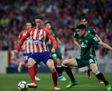 Video: Atletico Madrid vs Real Betis
