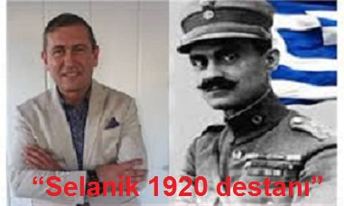 Image result for Selanik 1920 Destanı Clooney