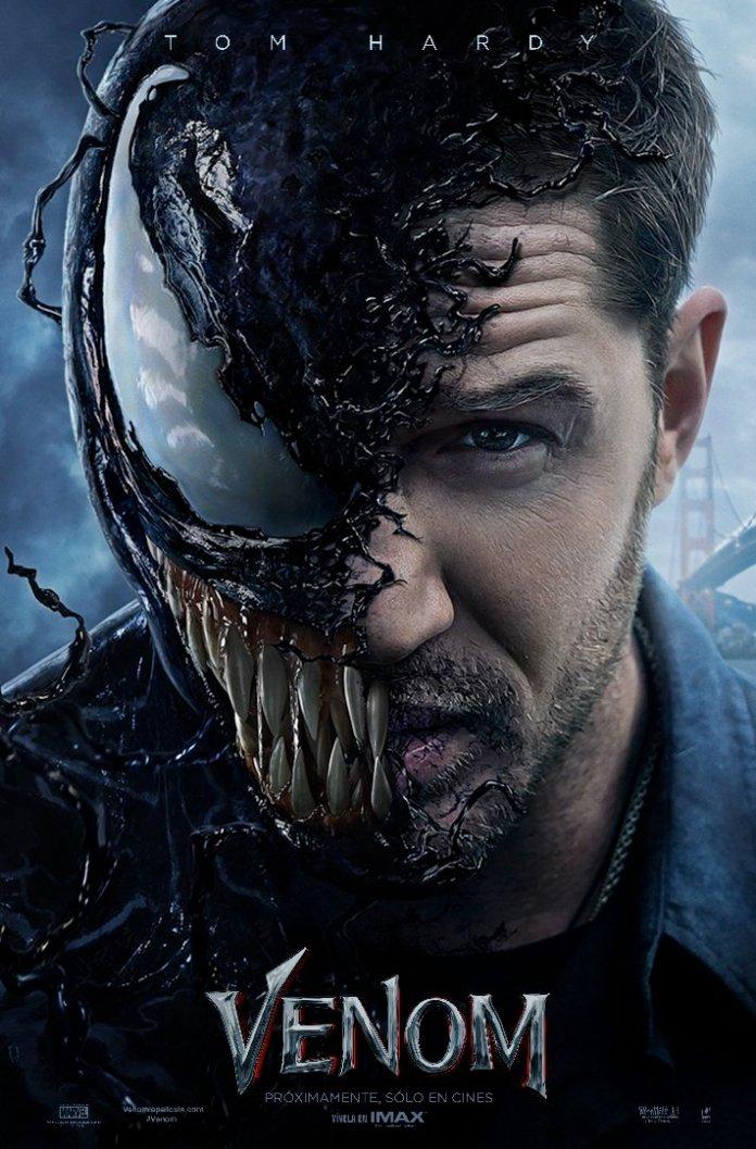 Poster Película de Venom