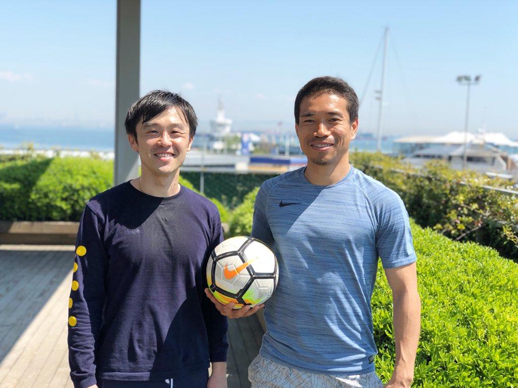 test ツイッターメディア - 専属フットボールスタイリストの鬼木さんとのトレーニング。 毎日2人でサッカーを研究し、トレーニングに励んでいます。 筋トレ、技術トレ、試合の分析などピッチ上でのパフォーマンスアップに繋がるように取り組んでいます。 @bonikun  #training https://t.co/yUUJhyDo6j