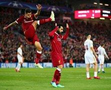 Video: Liverpool vs AS Roma