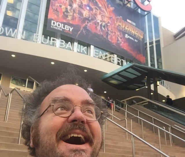Jon Schnepp On Twitter My Non Spoiler Feelings About Marvelstudios Avengers Here