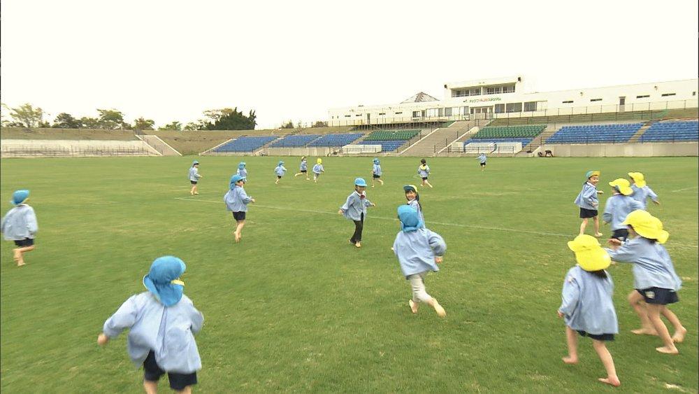 test ツイッターメディア - 学校などでグラウンドの芝生化が求められる中、サッカーJリーグのクラブが芝ビジネスに乗り出しています。収益を上げながら、地元が抱える耕作放棄地の問題も解決していこうという取り組みです。今夜11時テレビ東京系で放送の#WBSで! https://t.co/uVsSbyFpeh
