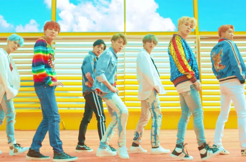 ".@BTS_twt's ""DNA"" is officially the most viewed music video by a K-pop group..."