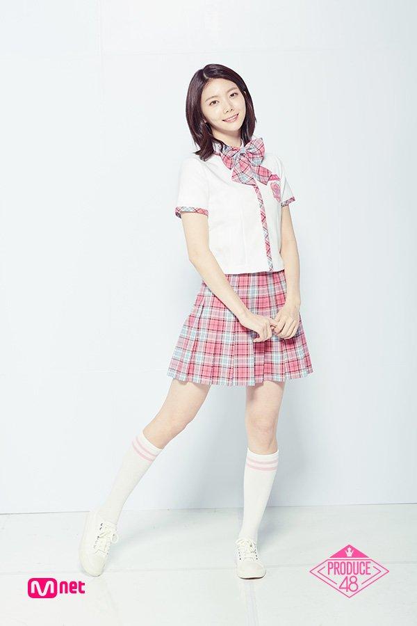 Image result for kaeun produce 48 site:twitter.com