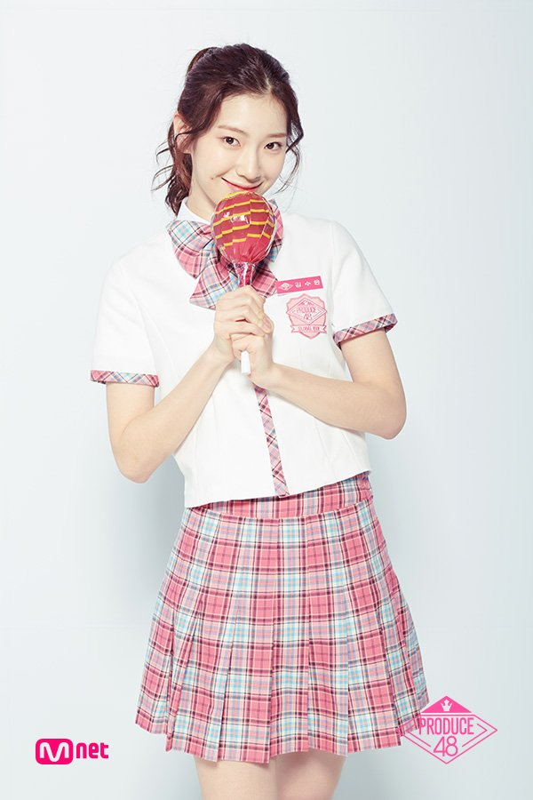 Image result for kim suyun produce 48 site:twitter.com