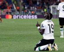 Video: AS Roma vs Liverpool