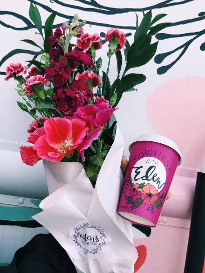 Image result for edens flower trucks