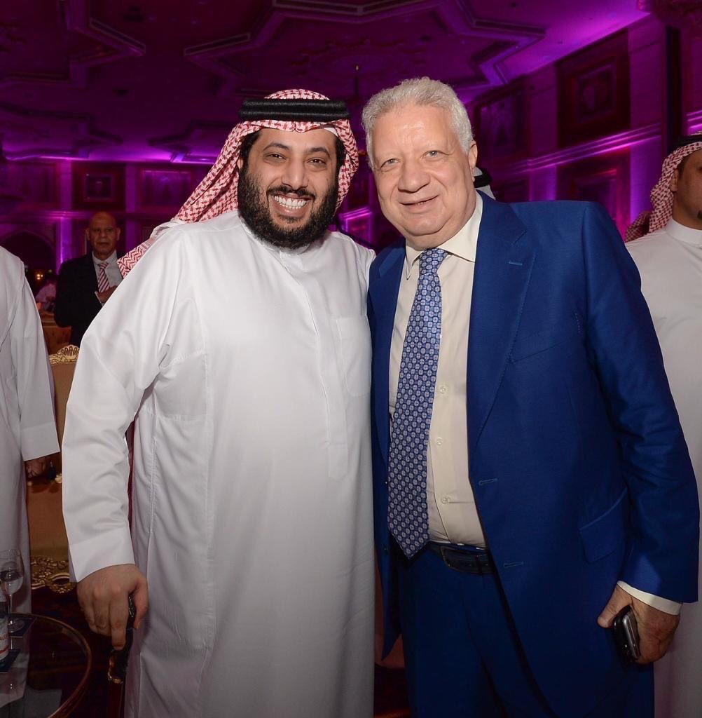 أخبار السعودية S Tweet منح تركي آل الشيخ الرئاسة الفخرية لنادي