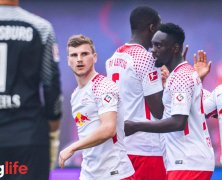 Video: RB Leipzig vs Wolfsburg