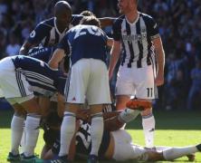 Video: West Bromwich Albion vs Tottenham Hotspur